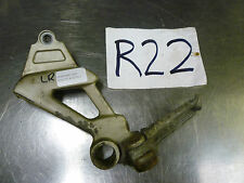 KAWASAKI ZZR1100 D 1993 LEFT REAR FOOTREST HANGER BRACKET *FREE UK POST* R22