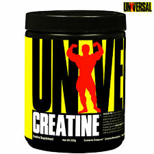 Universal Creatine Monohydrate 200g Muscles Growth Anabolic Creapure Made in USA