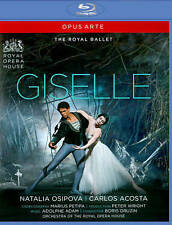 Giselle [Blu-ray], New DVDs