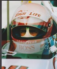 DANNY SULLIVAN 1985 WINNER MILLER  INDY 500 8 X 10 PHOTO PENSKE RACING  19