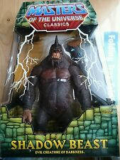 SHADOW BEAST Masters of the Universe Classics He-man MOTU NEW BOXED *LARGE FIG*