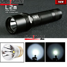 Solarforce L2m CREE XML-2-T6 1000 Lumens 3 Mode CR123A/18650 LED flashlight