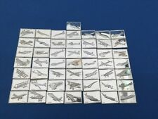 The Great Airplanes Sterling Silver Miniature Collection Franklin Mint
