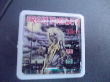 IRON MAIDEN KILLERS ALBUM COVER    BADGE PIN