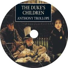 The Duke's Children, Anthony Trollope Audiobook unabridged Fiction on 1 MP3 CD