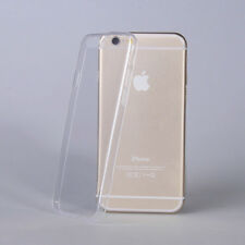 HIGH QUALITY TRANSPARENT SILICONE GEL CASE COVER ULTRA SLIM FOR iPHONE 5 5G 5S