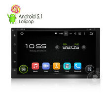 Universal Android 5.1 Lollipop In Dash Car DVD GPS Stereo Raido Player BT 3G/4G