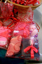 valentines day/mothers day HAND-MADE SOAP & chill pills- 5- GIFT BAGS5.perfect