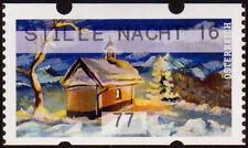 Österreich: ATM Winter 2016 | Kapelle | 77 cent | STILLE NACHT 16