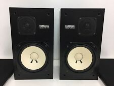 Yamaha NS-10M Studio Monitor Speakers #336246 With XLR Terminals