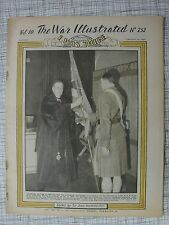 The War Illustrated # 252 (Iceland, Burma, Hipper, Worcestershire Regiment, RAF)