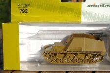 """Roco/Herpa 792/741002 Munitionsträger """"Hummel"""" II.WK. Wehrmacht, 1:87 NEU in OVP"""