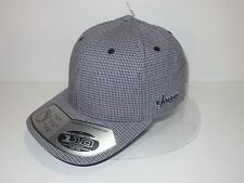 New Kangol Mens Plaid 110 Flexfit Snapback Baseball Cap Hat OSFM K1659CO