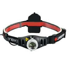 Cree Q5 500lm LED Waterproof Headlamp Zoomable Zoom Head Light Torch Bike Hiking
