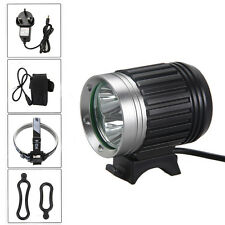 3x CREE XML T6 9000lm LED Head Bicycle Bike Light HeadLight Torch LAMP