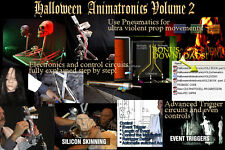 Halloween Animatronics Volume 2 -  Pneumatics