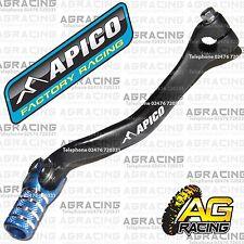 Apico Black Blue Gear Pedal Lever For TM EN 250F 2000-2015 Motocross Enduro New