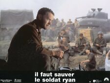 TOM HANKS SAVING PRIVATE RYAN 1997 VINTAGE LOBBY CARD #1 STEVEN SPIELBERG