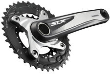 Shimano SLX M675 2x10 Speed MTB Mountain Bike Crankset - 24/38t x 170mm