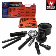 Power Steering Alternator Pulley Puller Remover Installation Auto Mechanic Tools