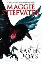 The Raven Cycle: The Raven Boys Bk. 1 by Maggie Stiefvater (2012, CD)