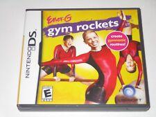 Ener-G Gym Rockets (Nintendo DS, 2008) **COMPLETE**