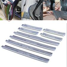8pcs Car Door Edge Guards Strip Trim Molding Protection Scratch Protector Clear