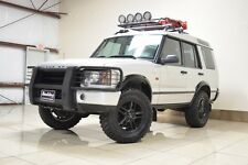 Land Rover: Discovery LIFTED