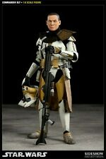 Sideshow  - STAR WARS 1:6 Scale figure - COMMANDER BLY - 327th STAR CORPS