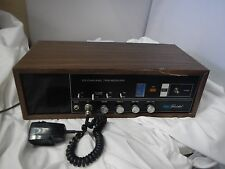 SBE Trinidad CB Radio Base 23 Channel Transceiver With Microphone
