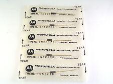 Motorola 1N5229B 4.3V 500mW 5% Zener Voltage Regulator Diode 5 Pieces OMA73