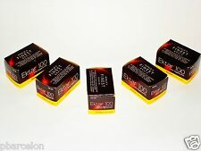 5 x KODAK EKTAR PRO 100 COLOUR NEG --35mm/36 exps--ULTRA FRESH--expiry: 03/2018