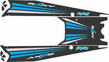 POLARIS AXYS TUNNEL decal GRAPHICS 600 RMK switchback assault voyaguer 144 sp 6