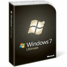WINDOWS 7 ULTIMATE LICENCIA ELECTRONICA 32*64 BITS 1 PC ENGLISH/ESPAÑOL