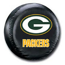 Green Bay Packers Large Spare Tire Cover [NEW] GB NFL Car Auto Wheel Nylon CDG
