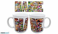 New Dragon Ball Z Personalised mug 11oz Your Name Vegeat Goku DBZ Gift Birthday