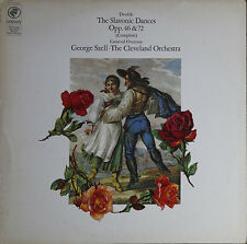 The SLAVIC DANCES w/GEORGE SZELL & CLEVELAND ORCHESTRA - LP (COLUMBIA) 1975 NEW
