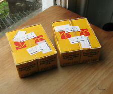 4x rolls Kodak panatomic-X 120 roll film OUTDATED  09/1987