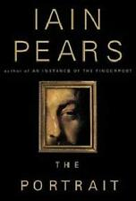 IAIN PEARS THE PORTRAIT SIGNED FIRST EDITION