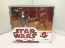 Star Wars Legacy Collection 2009 Geonosis Arena Showdown Set 4 Of 6