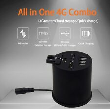 Travel Partner Smart Car 4G Moblie WiFI Hotspot 4G Wireless Router Cloud Storage