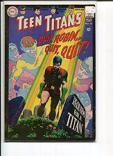 TEEN TITANS 14 VF   CARDY  1968