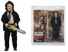 "NECA FORMAL TEXAS CHAINSAW LEATHERFACE  8"" ACTION FIGURE MOVIE"