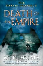 The Merlin Prophecy Book Two: Death of an Empire-ExLibrary