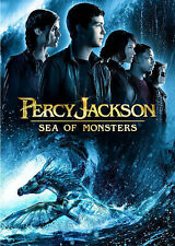 PERCY JACKSON SEA OF MONSTERS (DVD, 2013)BRAND NEW  FREE SHIPPING