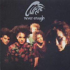 THE CURE NEVER ENOUGH 4 SONG EP CD