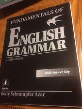 Fundamentals of English Grammar by Stacy A. Hagen and Betty Schrampfer Azar (201