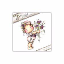 Magnolia SS16 Tilda Bringing Flowers Rubber Stamp -2016 Release