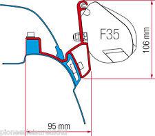 Fiamma Fitting Brackets VW T5/T6 California (98655-748)