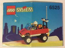 LEGO 6525 Notice de Montage Instruction Booklet 1995 Blaze Commander